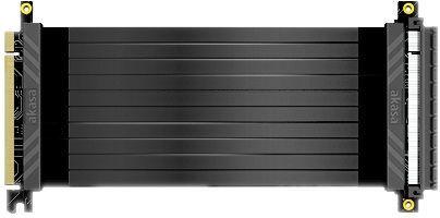 Akasa Riser Black X2 200mm