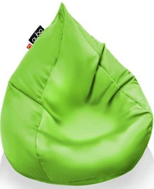 Qubo Drizzle Drop Pouf Apple Pop Art112628