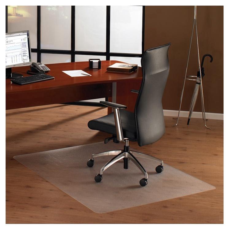 Krēsla paliktnis cietiem grīdas segumiem, 90x120 cm