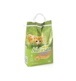 Kaķu pakaiši Natusan Cat Sand Forming Clumps, 5 l