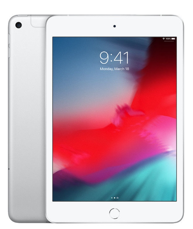 Apple iPad Mini 5 Wi-Fi LTE 256GB Silver