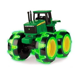 JOHN DEERE TRACTOR WITH LIGHT 46434B