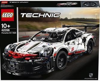 Конструктор LEGO Technic Porsche 911 RSR 42096, 1580 шт.