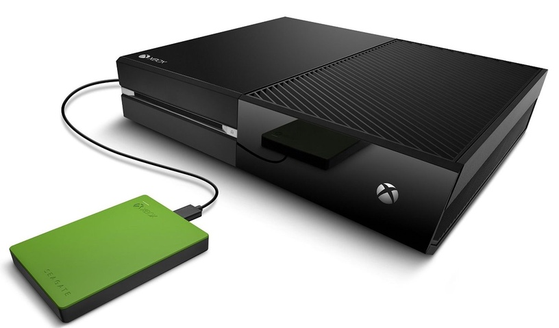 """Seagate 2TB Game Drive for Xbox 2.5"""" Green"""
