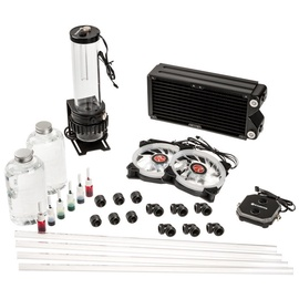 Raijintek Phorcys Evo CD240 RGB Water Cooling Kit 240MM