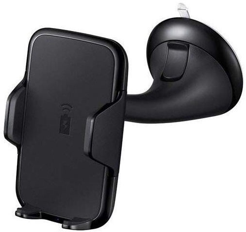 Prolink Vega S-Style Car Phone Holder + Wireless Charging 5W Black