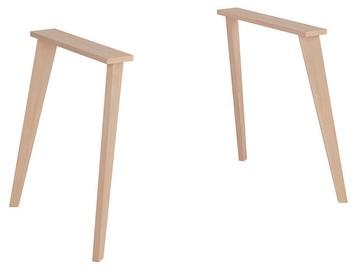 Black Red White Vario Modern Wooden Rectangular Legs Sonoma Oak