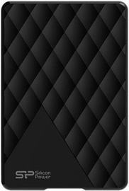 Silicon Power Diamond D06 2TB + Blaze B20 16GB Black