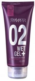 Salerm Wet Gel+ Medium Hold Wet Look Styling Gel 200ml