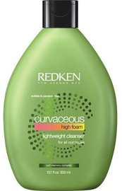 Redken Curvaceous High Foam Shampoo 300ml