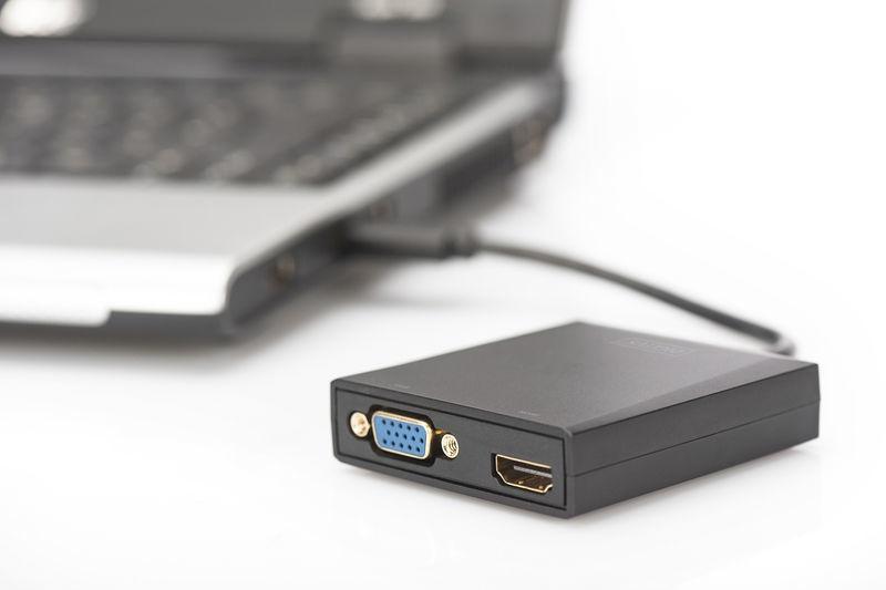 Digitus DA-70843 USB 3.0 to HDMI/VGA Adapter