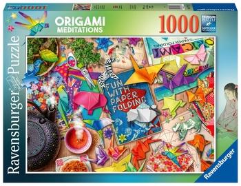 Ravensburger Puzzle Origami Meditations 1000pcs 167753