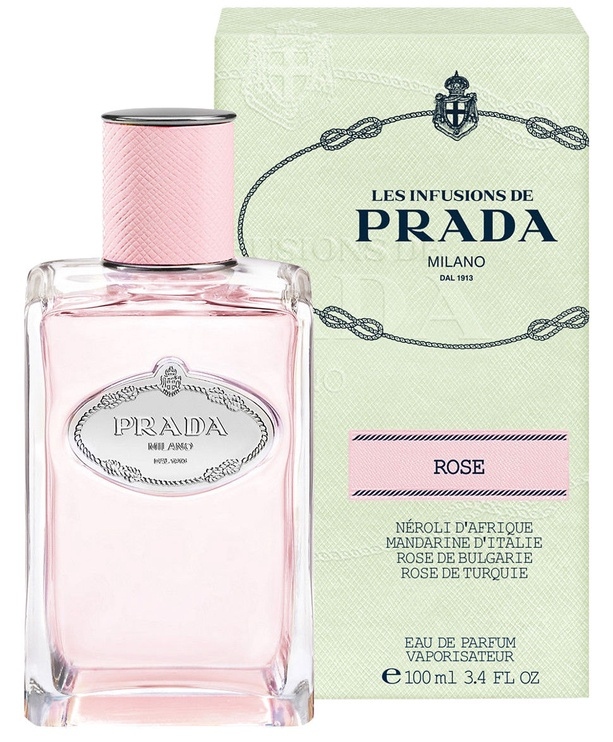 Kvepalai Prada Infusion Rose 2017 100ml EDP