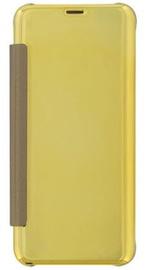 Tellur Book Case With Mirror For Samsung Galaxy S8 Gold