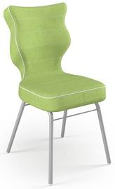 Детский стул Entelo Solo Size 6 VS05, зеленый/серый, 400 мм x 910 мм