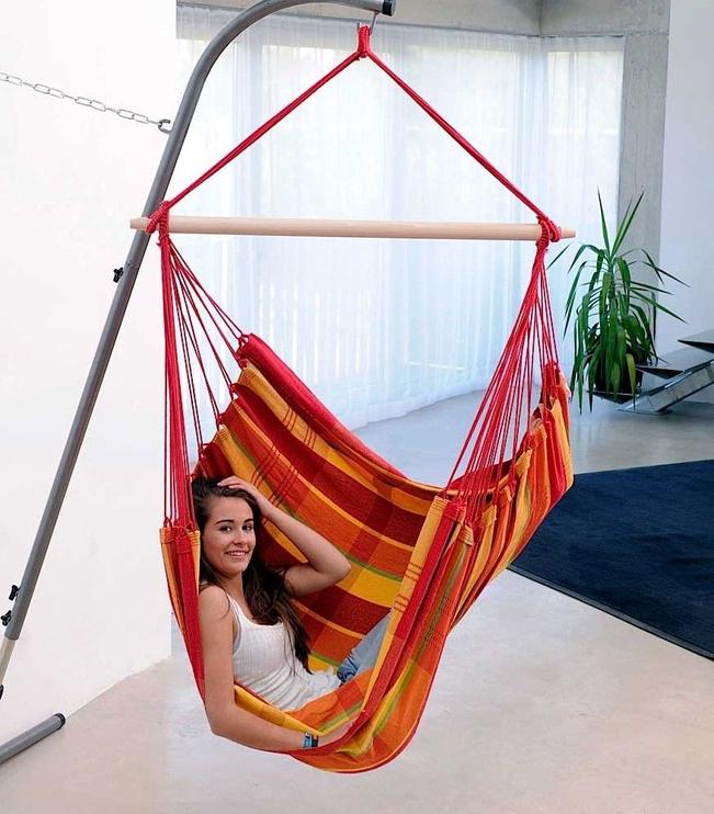 Amazonas Chair Brasil Papaya