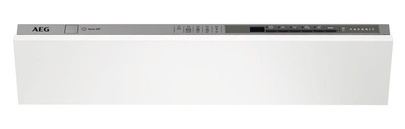 Įmontuojama indaplovė AEG FSE53630Z