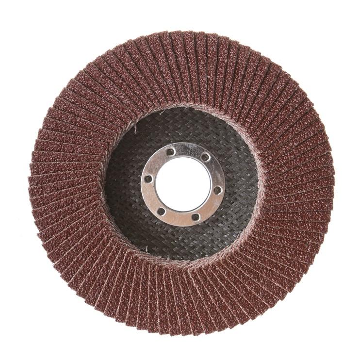 Žiedlapinis šlifavimo diskas Vagner SDH, 125x22.23 mm