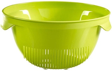 Curver Colander Kitchen Essentials Green