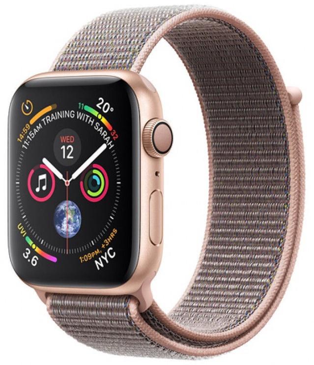 Apple Watch Series 4 40mm Aluminum Gold/Pink Loop