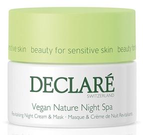 Sejas krēms Declare Vegan Nature, 50 ml