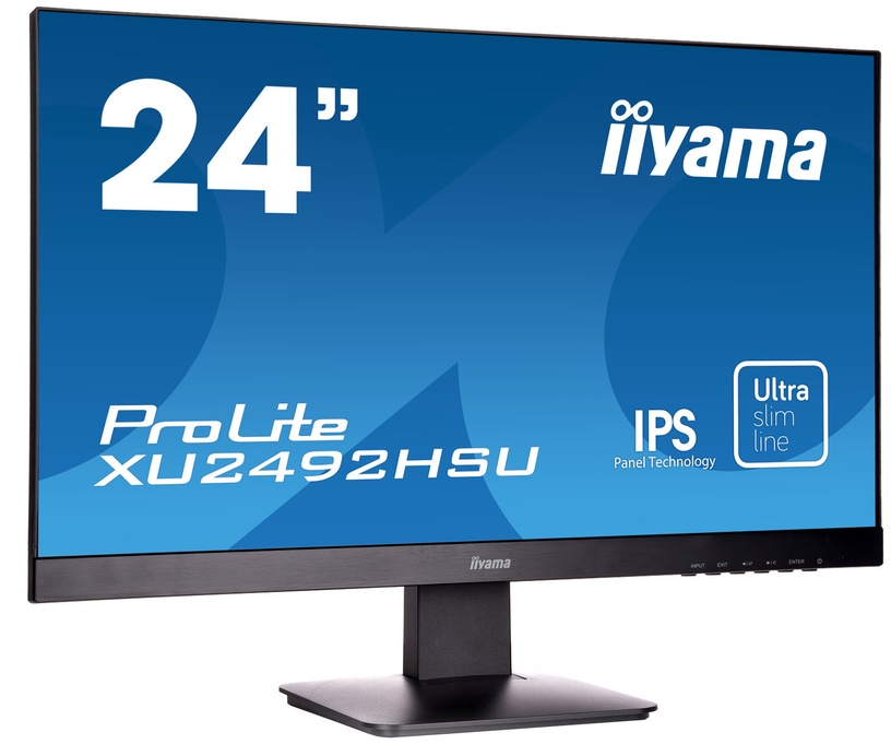 Monitorius Iiyama ProLite XU2492HSU-B1