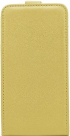 Telone Shine Vertical Book Case For LG K5 X210 Gold