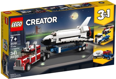 Konstruktor LEGO Creator Shuttle Transporter 31091