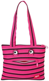 Kuprinė Zipit Shoulder Bag Monster Pink