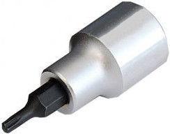 "Ega Hexagonal Socket TORX 60mm 1/2"" T25"