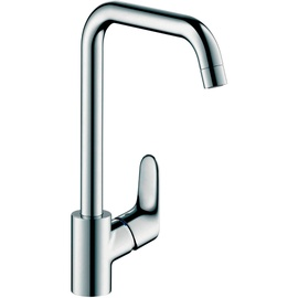 Hansgrohe Talis S Bidet Faucet with Pop-Up Chrome