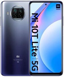 Мобильный телефон Xiaomi Mi 10T Lite 5G MZB07XFEU, синий, 6GB/64GB