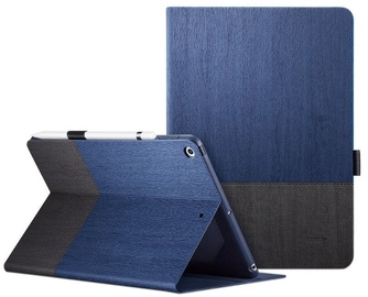 "ESR Simplicity Knight Series Book Case For Apple iPad Air 10.5"" (2019) Blue/Black"