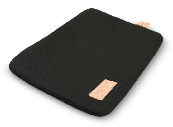 Port Designs Notebook Sleeve + Mouse 10-12.5'' Black