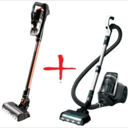 Пылесос Bissell Advanced Hand & Stick Vacuum Cleaner & SmartClean Pet 2602C 2228N