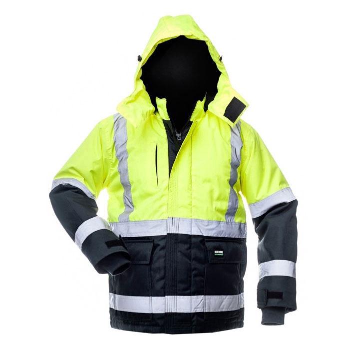 Куртка Baltic Canvas Winter Jacket 8946 Blue/Yellow XL