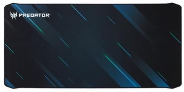 Peles paliktnis Acer Predator XXL, 930 mm x 450 mm x 3 mm, melna