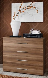 ASM Go Chest Of Drawers Plum