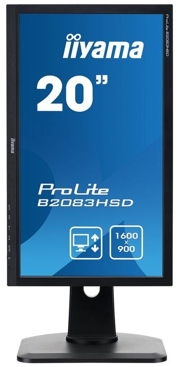 Monitorius Iiyama ProLite B2083HSD-B1
