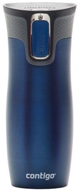 Contigo West Loop Vacuum Mug 470ml Dark Blue