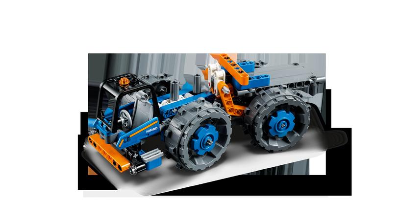 Конструктор LEGO Technic Dozer Compactor 42071 42071, 171 шт.
