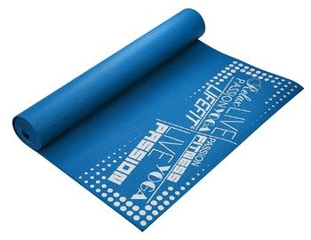 Gimnastikos kilimėlis 173x61x0.4 mėlynas