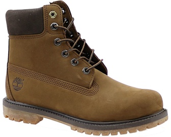 Timberland 6 Inch Premium Boots A19RI Brown 37.5