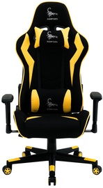 Gembird Scorpion Gaming Chair Black/Yellow