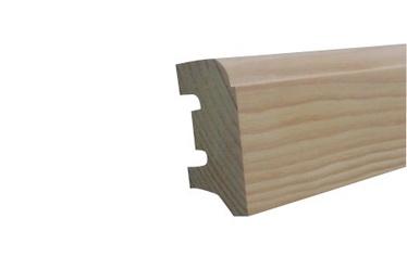 Skirting board 20-40, pine, 2,4m