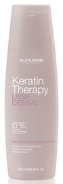 Plaukų kondicionierius Alfaparf Keratin Therapy Lisse Design Maintenance Conditioner, 250 ml