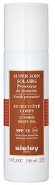 Sisley Super Soin Solaire Summer Body Oil SPF15 150ml
