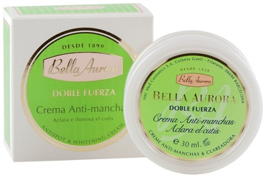 Bella Aurora Beauty Cream Double Strength Antispot & Whitening Cream 30ml