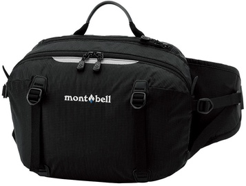 Montbell Trail Lumbar Pack 7 Black