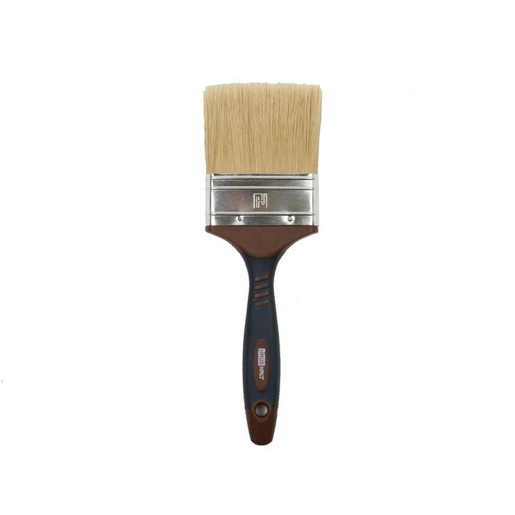 Кисть HausHalt Flat Brush RJ3348 Mixed Black/Brown 76mm